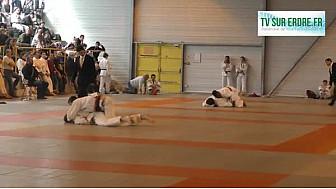 1/2 Finale Championnat de France Judo Cadet 2017
