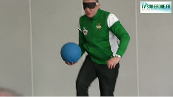 Initiation au Goalball