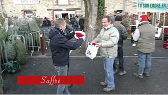 Le marché de Noël de Saffré