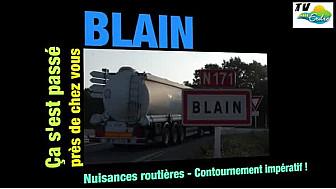 #Blain Un contournement de toute urgence !
