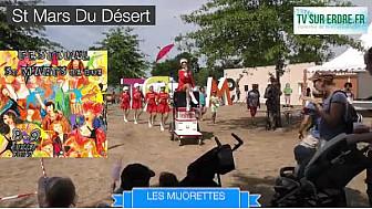 St M'Arts de Rue 2017 à St Mrs du Désert