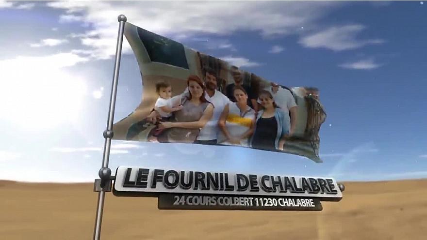 Le Fournil de Chalabre, authentique et tradition #pain #boulangerie #aude #tvlocale.fr #tradition