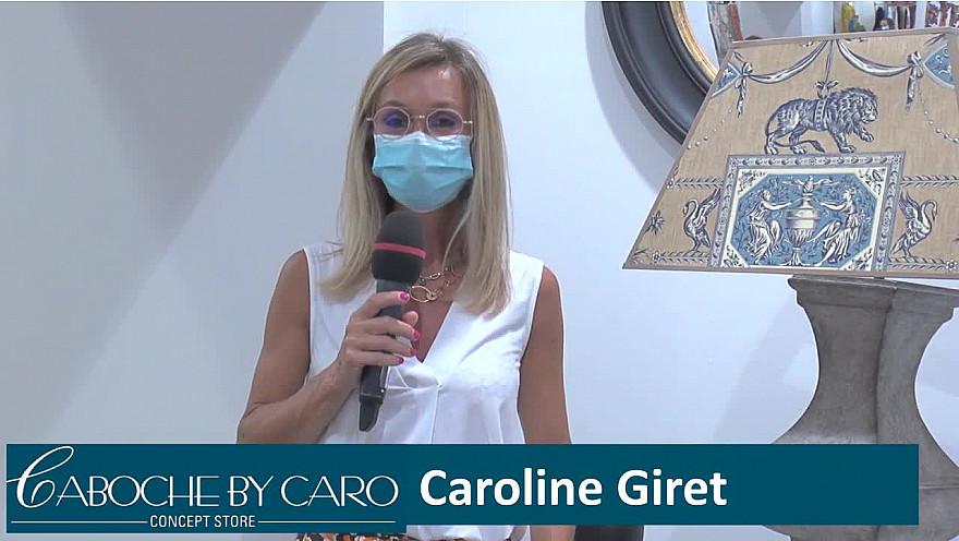 Caroline Giret - Caboche by Caro : Les soldes à - 70 % - Les commerçants comptent sur nous tous.